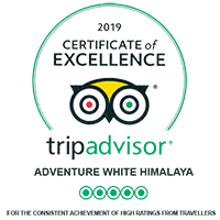 TripAdvisor Achievement - Adventure White Himalaya Treks