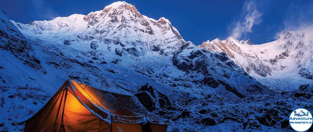 Annapurna BAse Camp Trek via Ghandruk
