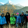 Ghorepani-Ghandruk-Trekking