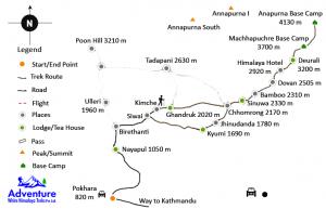 Map-Annapurna-Base-Camp-via-Ghandruk