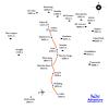 Map – Gokyo Lake Trekking