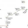 Map – Island Peak Climbing