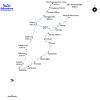 Map – Kanchenjunga Base Camp Trekking