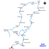 Map – Lower Manaslu Trekking