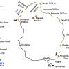 Map – Manaslu Circuit Trekking