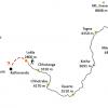 Map – Mera Peak Climbing