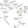 Map – Tsum Valley Manaslu Trekking