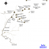 Map – Yalla Peak Climbing