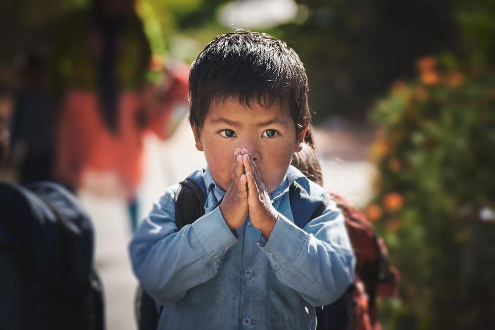 Namaste: How to greet Nepali people